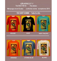 T SHIRT GRAOULLY HOMME