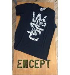 """Teeshirt """"OVERLAY ZEBRAFFGER"""" by WESC"""