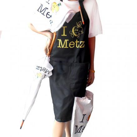 Tablier 'I Love Metz'