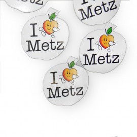 Magnets 'I Love Metz'