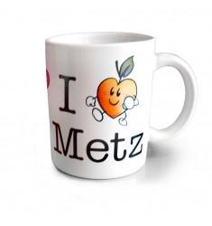 Mug 'I Love Metz'