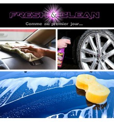 LAVAGE AUTO Int/ext (Berline)