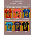 T SHIRT GRAOULLY FEMME 2