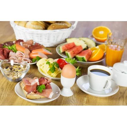 Bon Cadeau - Repas complet pour 2 Pers