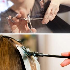 Shampoing coupe Couleur et Coiffage Femme